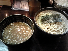 つけ麺もといし@新日本橋 つけ麺(780円)