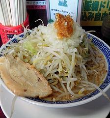 明神 角ふじ ふじ麺・大盛300g(780円)