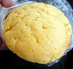 ヤマグチ製菓舗 西芝店 銚子のメロンパン中身