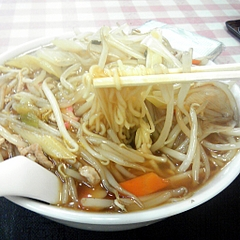 タイガー@鶴見 タイガーメン 麺