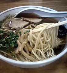 まるか@大須賀 ラーメン 麺