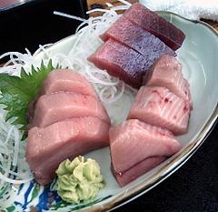 小川港魚河岸食堂 まぐろ
