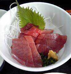 小川港魚河岸食堂 かつお刺身