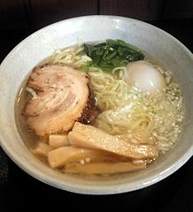 麺らいけん@芳賀町 煮ちゃーしゅー麺(650円)