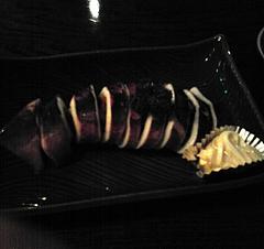 山唄 津軽のけやぐ煮(1135円)