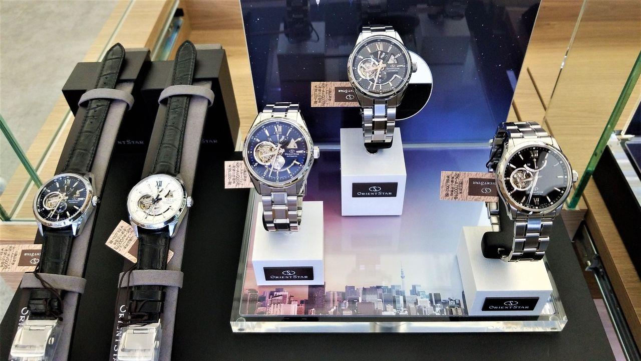 bf92d4efe5 オリエントスターはコストパフォーマンスに非常に優れた国産時計メーカーですその歴史は古く1950年代より機械式時計の製造をスタートさせました オリスタ3