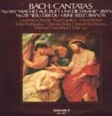 BACH: CANTATAS No.140/ No.78