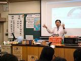 坂根弦太の出張講義・実験