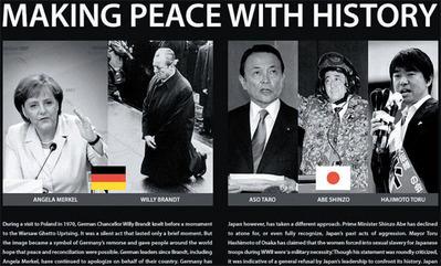 韓国の意見広告