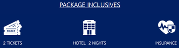 PACKAGE INCLUSIVE