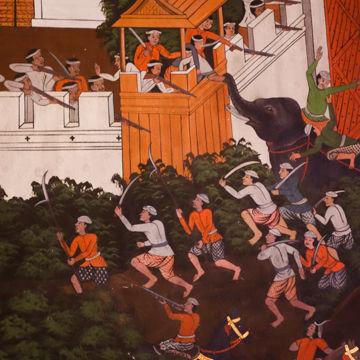 ワットパナムチューン壁画2-00467