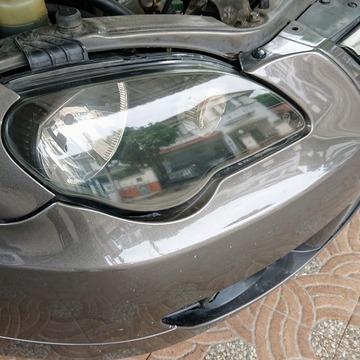 ヘッドライト 磨き 4