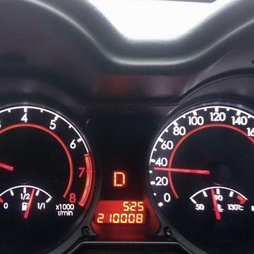 21万キロ
