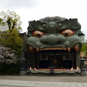 難波八阪神社_5