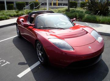 TeslaRoadster-front - テスラモーターズ - Wikipedia