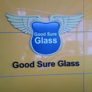 フロントガラス 1