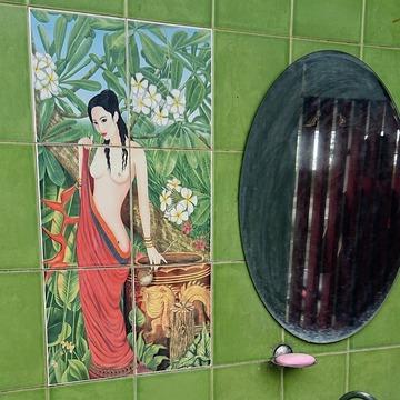 トイレの絵 3