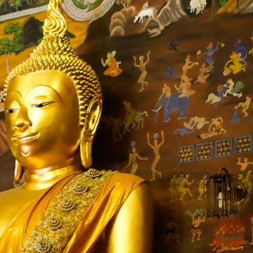 ワットパナムチューン壁画5-00471