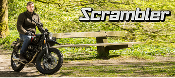 Hanway Motorcycles - Hanway Scrambler 125