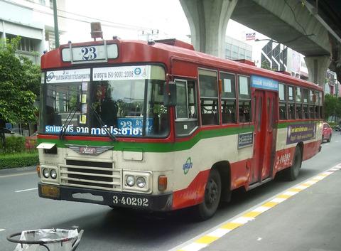 神政策の無料バス
