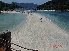 ナンユアン島 サムイ島