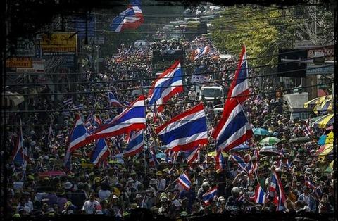 bangkok demo1