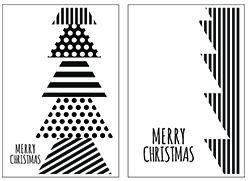 テンプ_紙8_クリスマスカード
