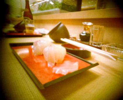 うおんたなの寿司