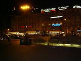 フランクフルト中央駅から