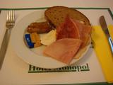 モノポール朝食