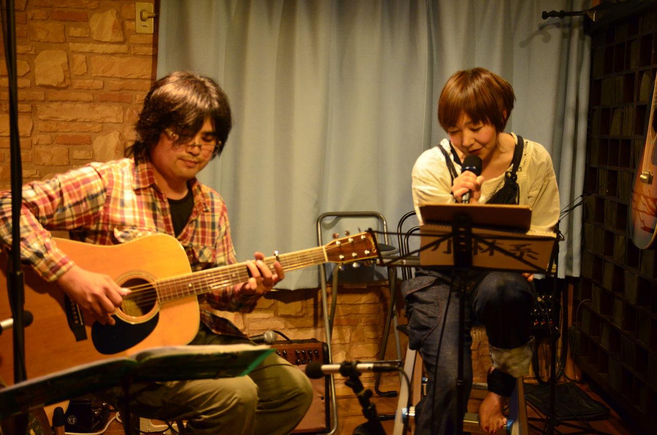 the Guitar Road blog : アコー...