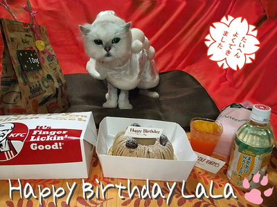 Happy Birthday LaLa