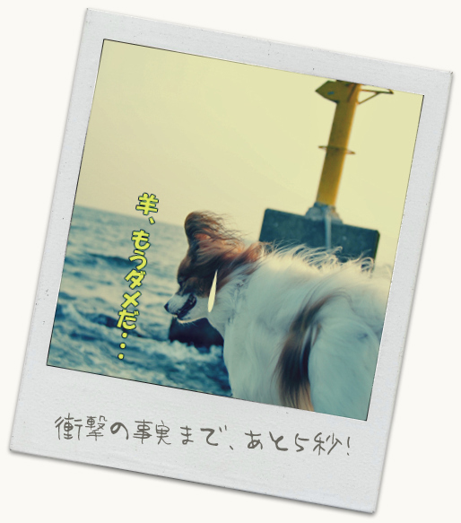 【さよなら、ゴルゴダの丘】 06