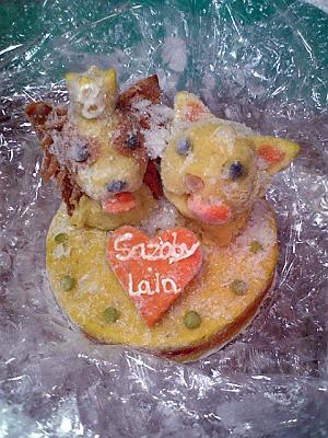 バースディ・ケーキだ!★