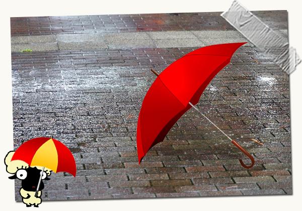 マジで雨じゃん・・・・・・(汗) 02