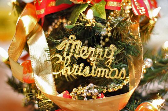 皆さん、Merry Christmas ★☆★ ヽ(`▽´)/ 01