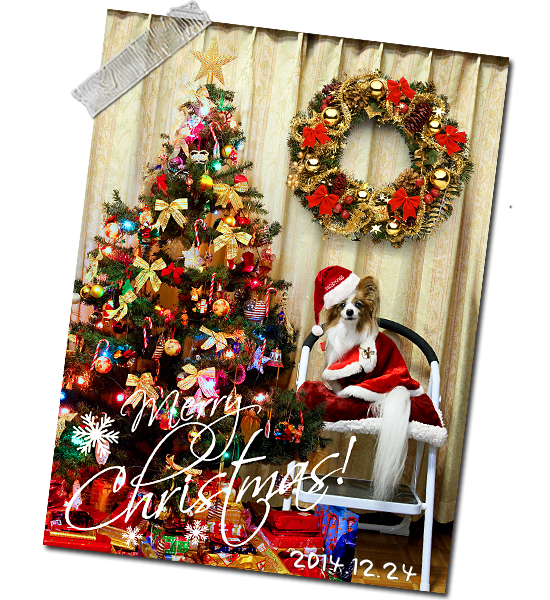 Merry Christmas 2014 ★☆★ 01