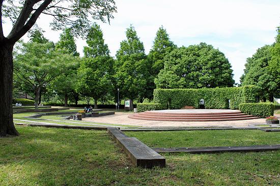 柏の葉公園�