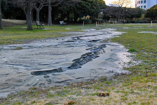泥に埋もれた日 17