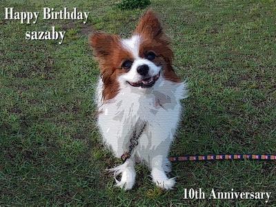 Happy Birthday sazaby�