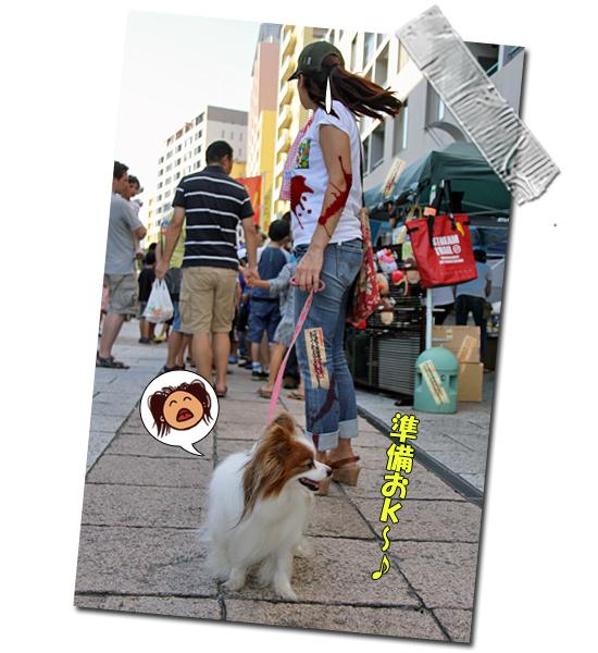 サザちゃん★お祭りレポ(前篇)15