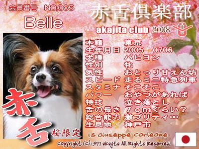 005-belle-2008saku�