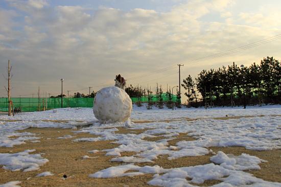 雪の魔法 25