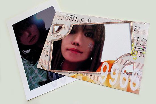 5周年ポストカード★配送完了�
