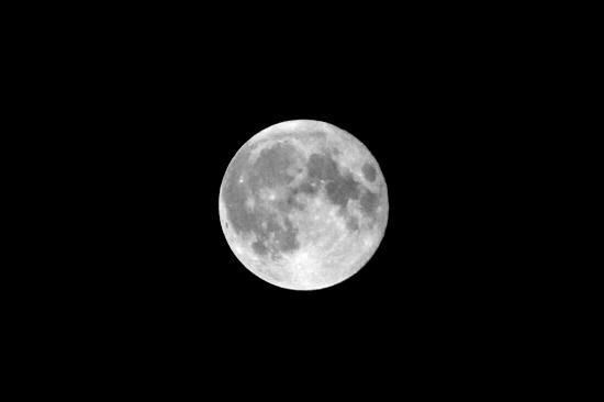 月がとっても青いから・・・ 01