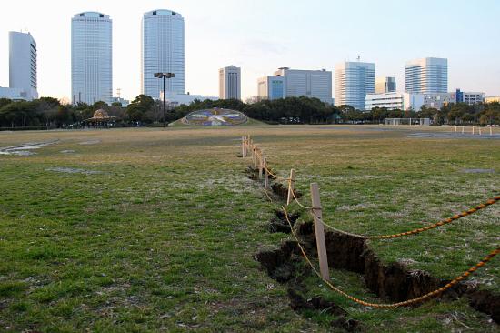 東北地方太平洋沖地震 10