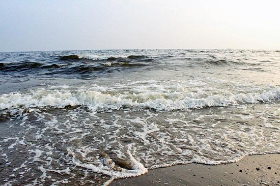 海での約束�
