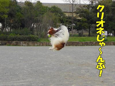 クリオネ・ジャンプ★�