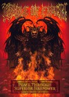 CRADLE OF FILTH - PEACE THROUGH SUPERIOR FIREPOWER(DVD)