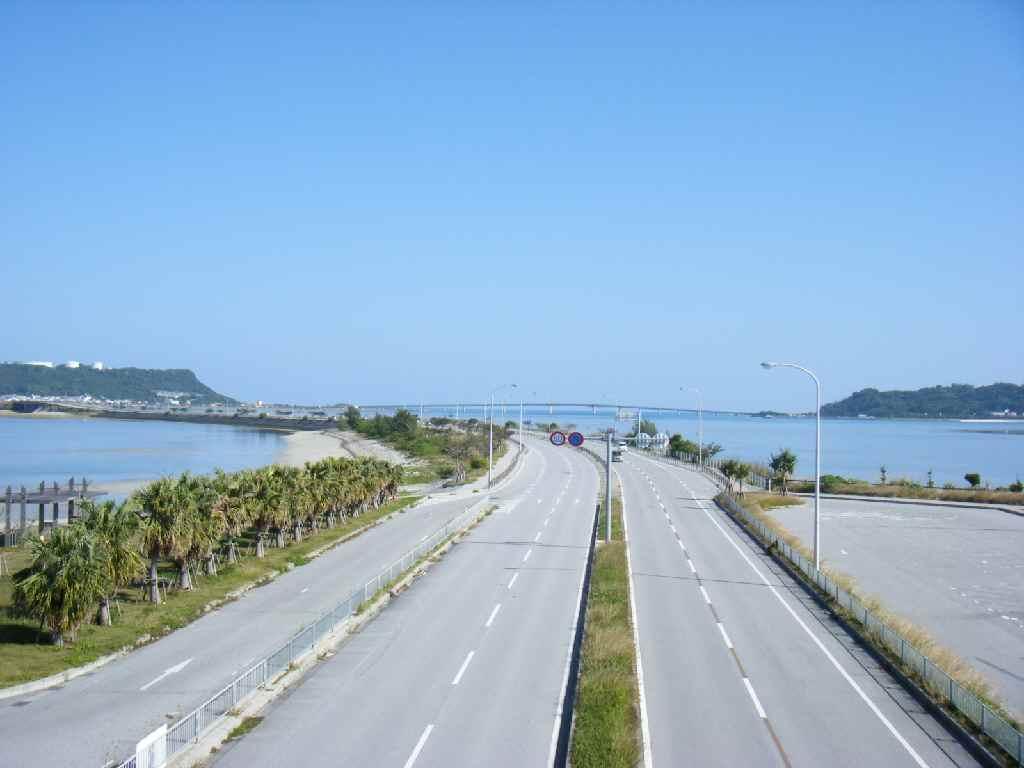 100104海中道路 今日は年明け初めての休日。前日の悪天候が嘘のようにっていうか嘘でしょ、の.